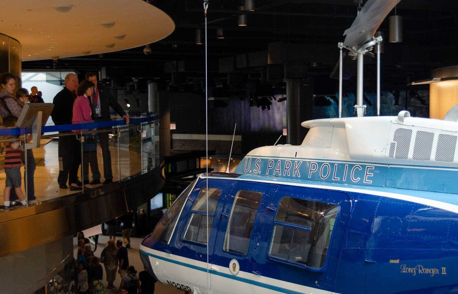 National Law Enforcement Museum opens in Washington