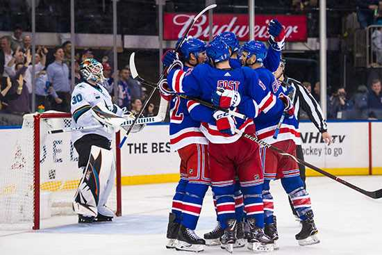Rangers' reaction to first win proves expectations are different
