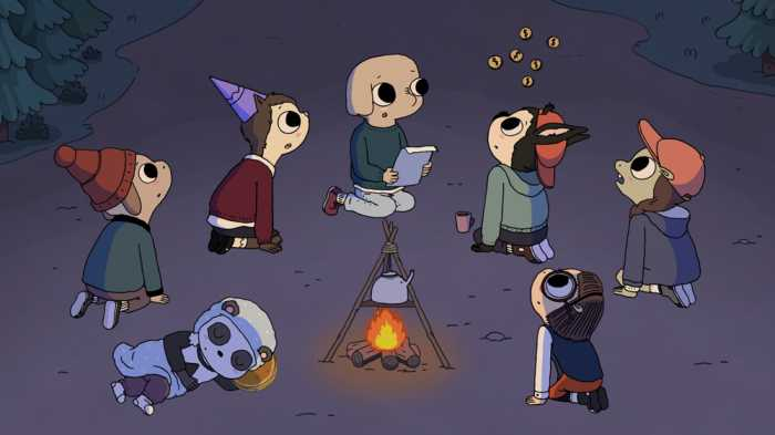 Cartoon Network's 'Summer Camp Island' Speaks to People 'Craving Gentleness'