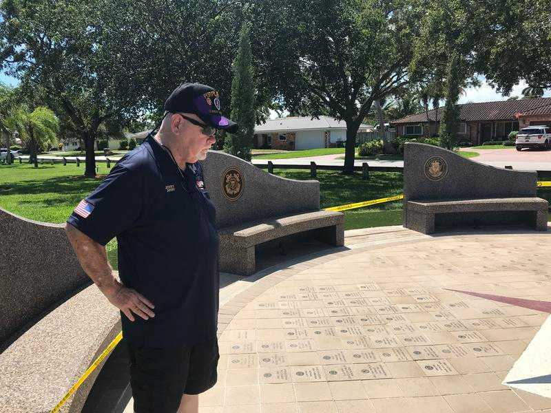 Meet The Group Of Veterans Campaigning For Every City In Broward To Honor Purple Heart Recipients