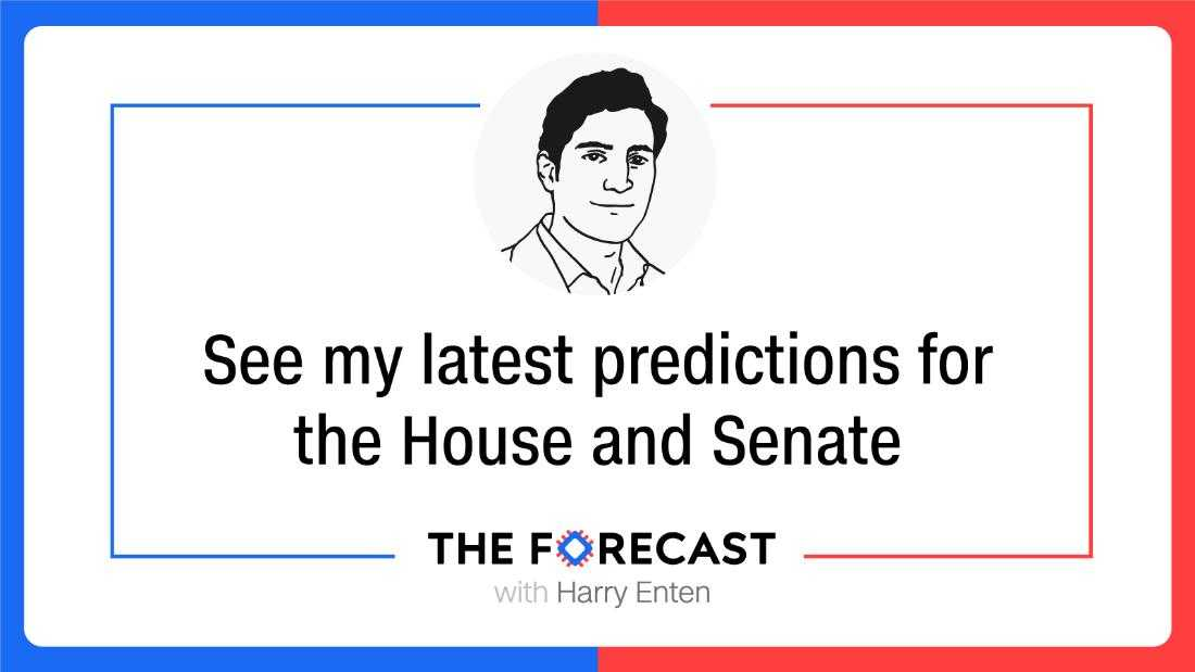 The Forecast: Democratic hopes of taking the Senate look as dim as ever