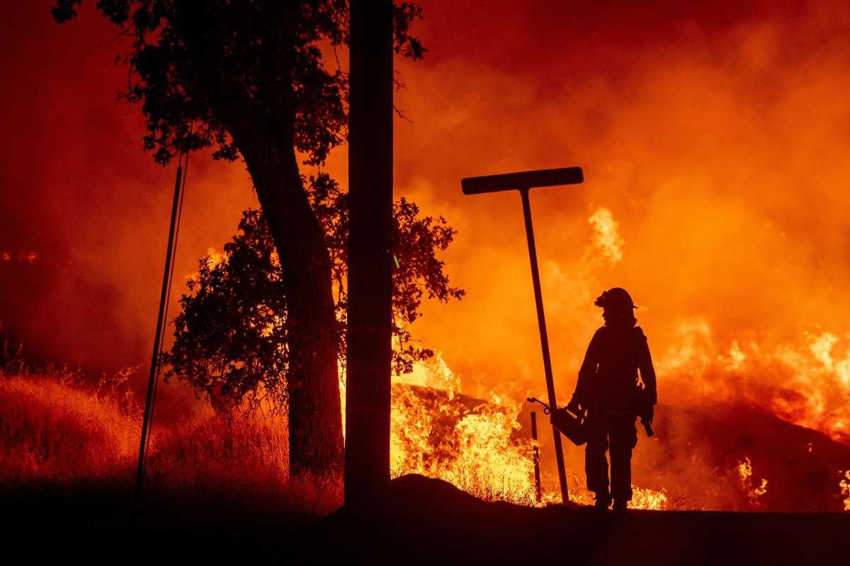 The unsung heroes who spot wildfires in the West