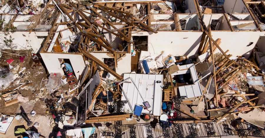'You Just Realize It's All Gone': Hurricane Michael's Heavy Toll