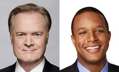 Lawrence O'Donnell in Conversation with Craig Melvin