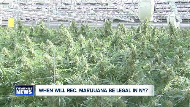 When will marijuana be legal in New York? How will it be implemented?