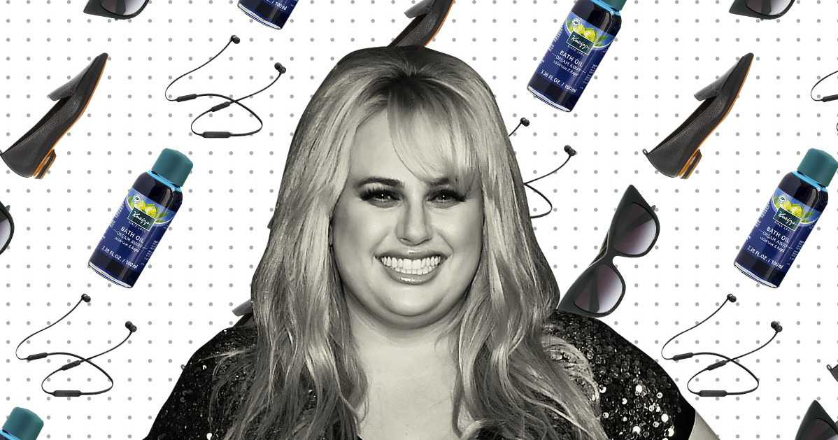 What Rebel Wilson Can't Live Without