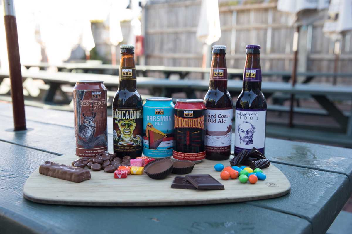 Enjoy some beer with your candy (pairing tips)