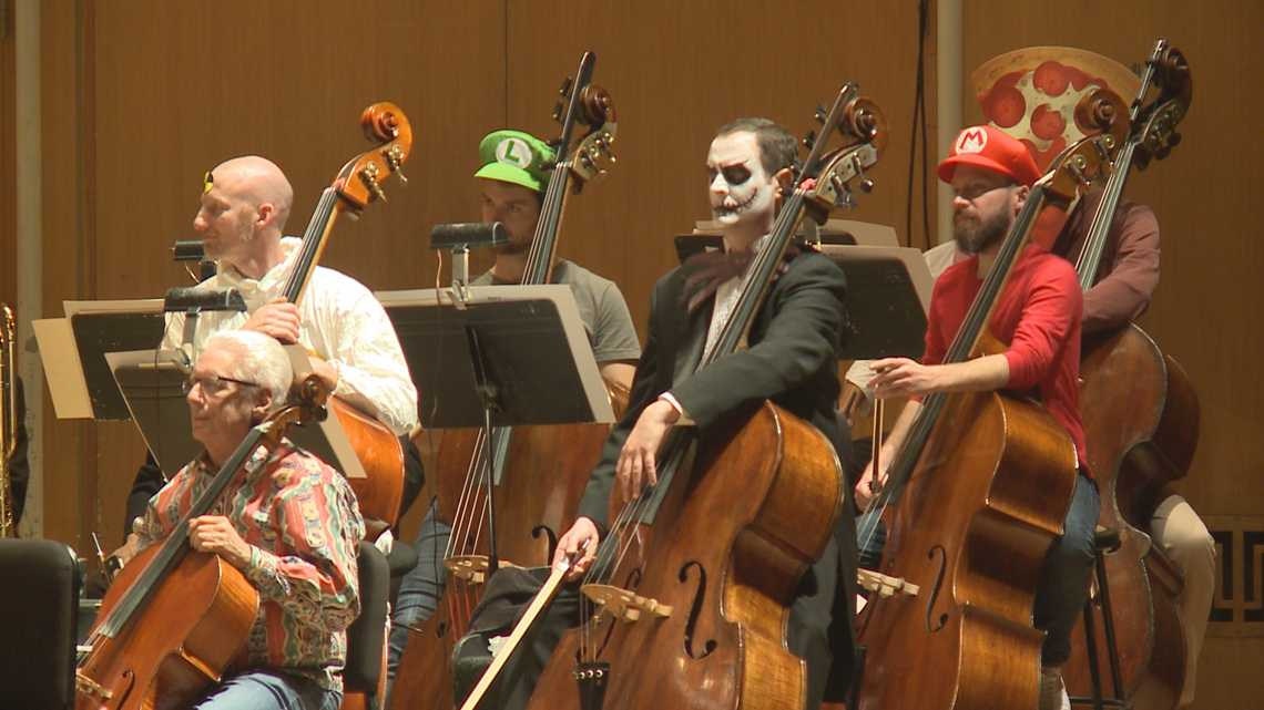 Buffalo Philharmonic Orchestra kicks off kids series with Symphony Spooktacular