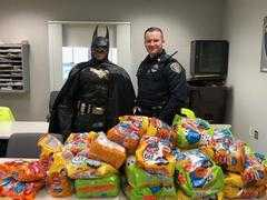 Just a reminder the Abington Police will be around town tonight handing out candy to trick or ... from Abington Police Department : Nixle