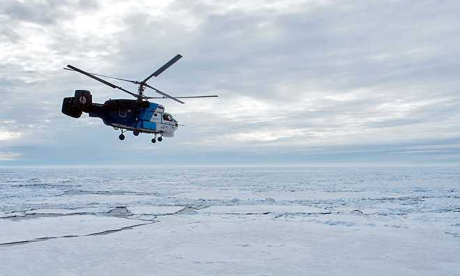 One billion rubles to be earmarked for Arctic and Antarctic research