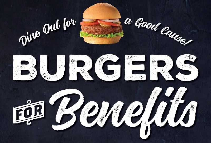Burgers for Benefits