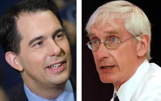 Tony Evers denies Scott Walker a third term as Wisconsin's governor