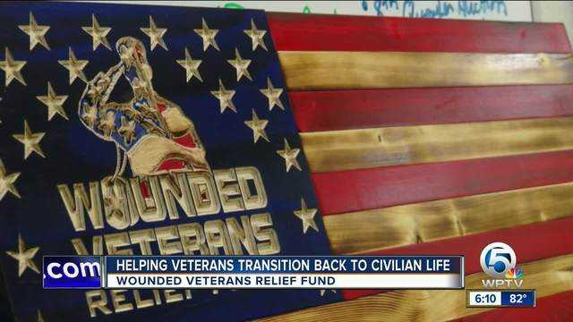 Wounded Veteran Relief Fund offers assistance to thousands of veterans