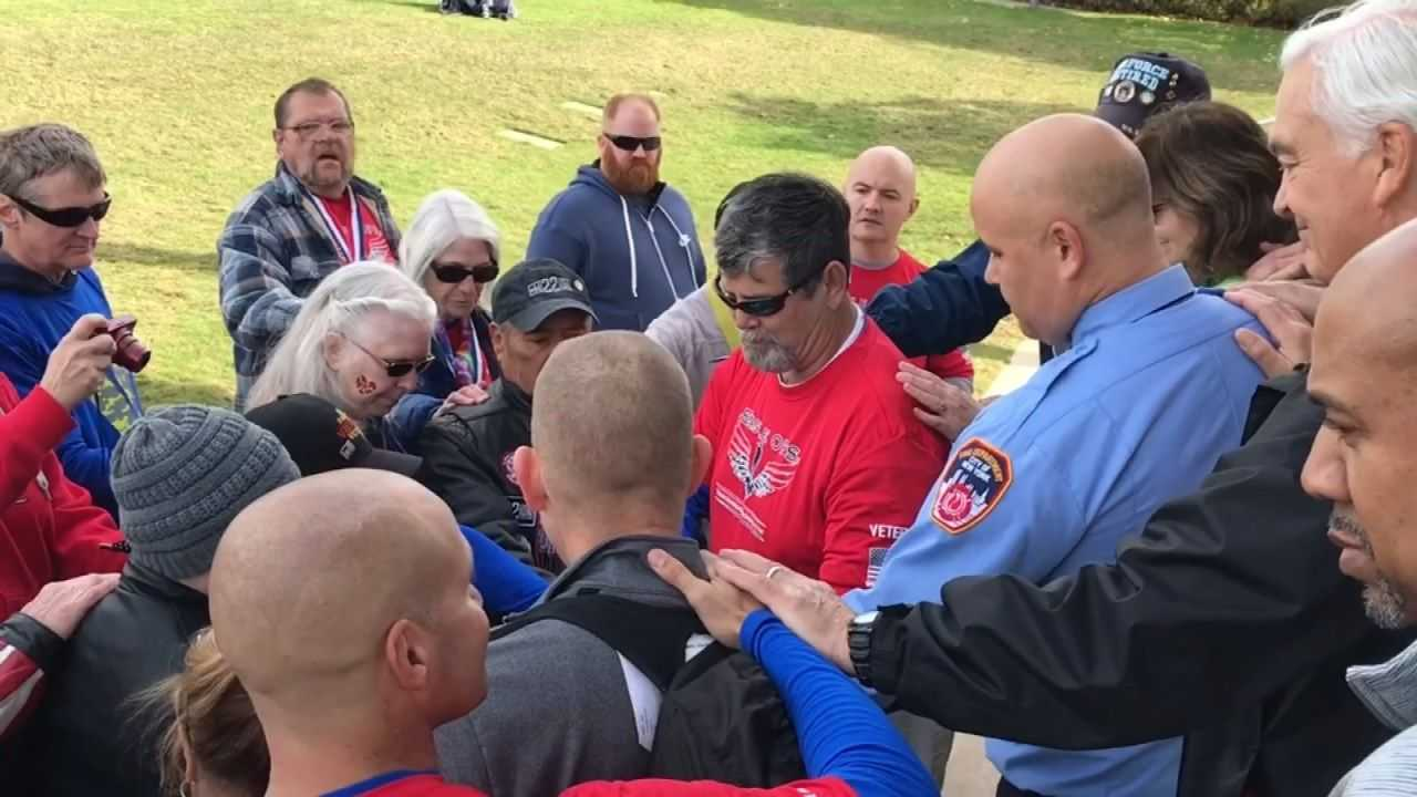 Disabled Veterans Brought Together At Tulsa 5K Event