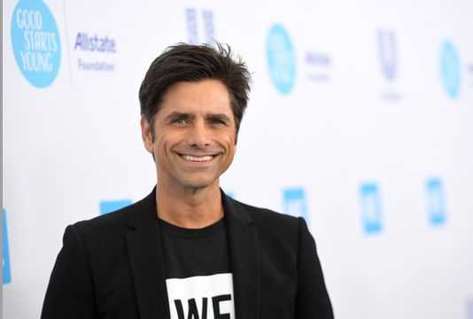 John Stamos to make Ryman debut