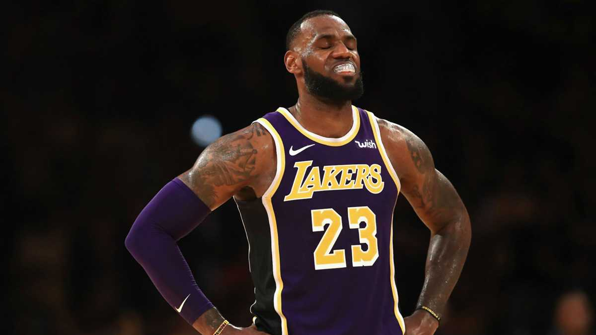 LeBron James, Lakers dealing with four key problems as part of early struggles