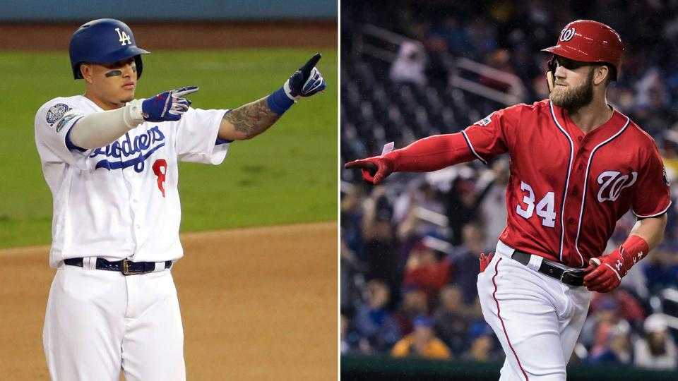 2018-2019 MLB Free Agents and Trade Rumors
