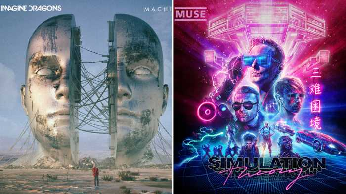 Album Reviews: Imagine Dragons' 'Origins' and Muse's 'Simulation Theory'