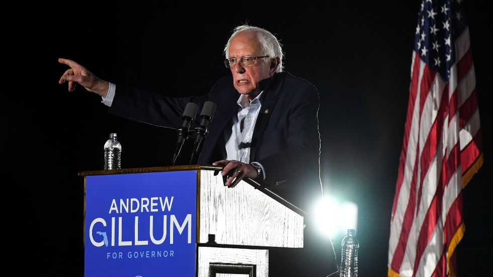 Bernie Sanders on Gillum, Abrams: Many white voters 'uncomfortable' voting for black candidates