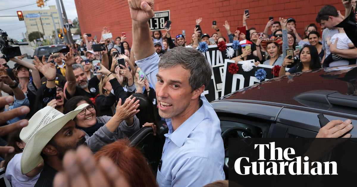 Beto 2020? How O'Rourke became a Texan sensation who could shape the future of the Democrats