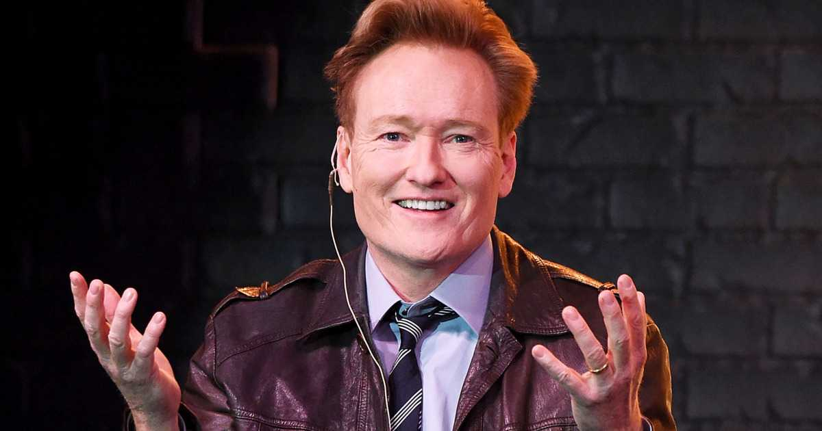 Conan O'Brien Doesn't Want to 'Kill Time' With His New Half-Hour Show
