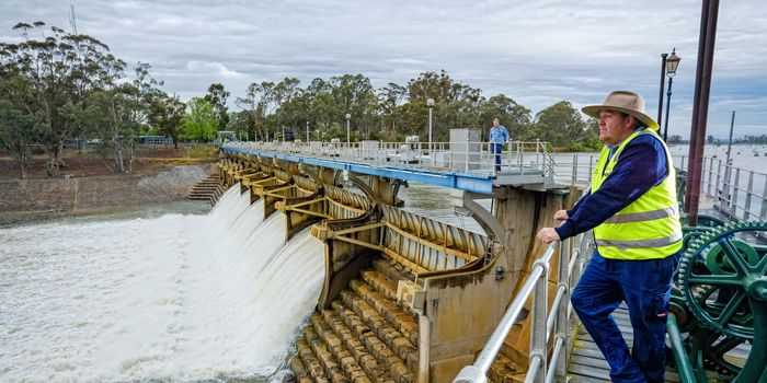 Drought Tests Australia's Model Water Market
