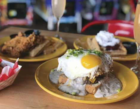 Fall In Love With Brunch Again At Hi And Dry