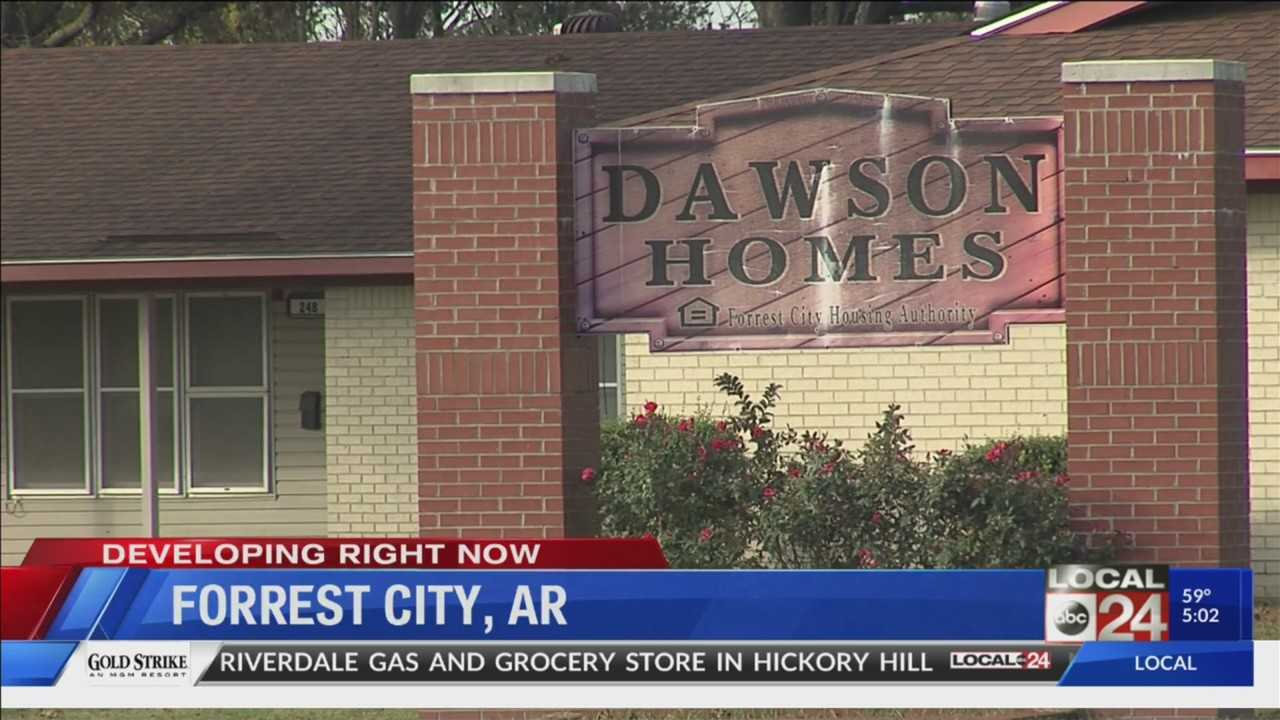 Forrest City Teen Found Dead Behind Apartment Complex