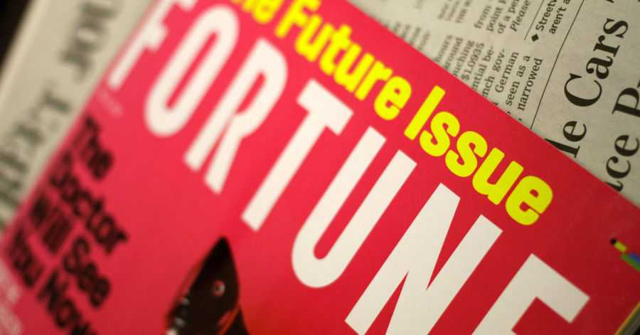 Fortune Magazine to Be Sold to Thai Businessman for $150 Million
