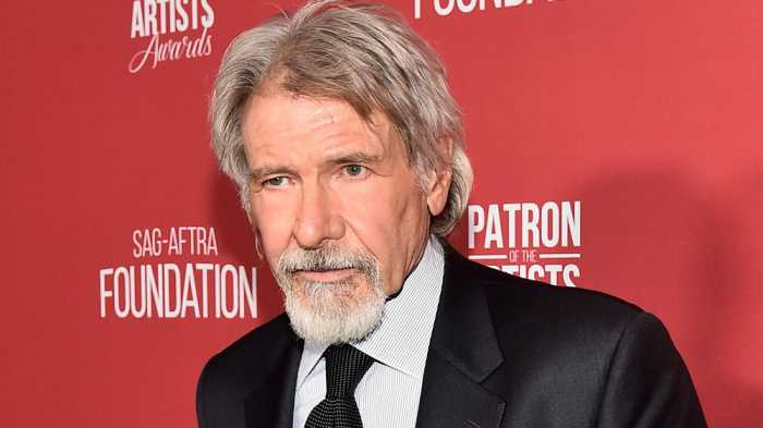 Harrison Ford Rails Against 'Nationalism and Isolationism'