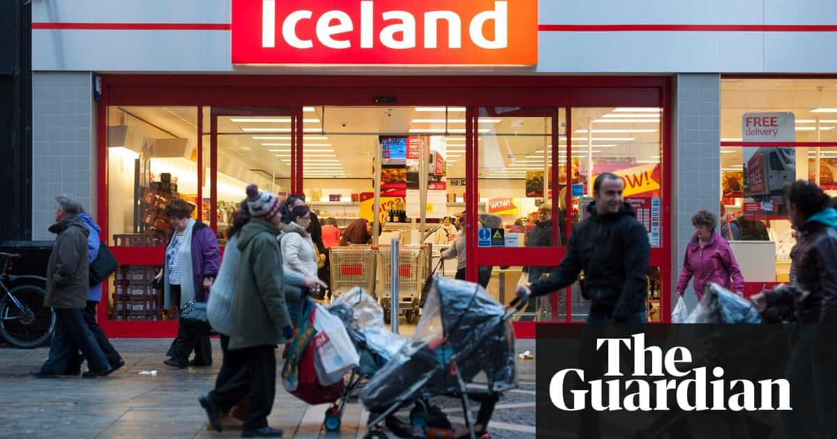 Iceland's Christmas TV ad banned for being too political