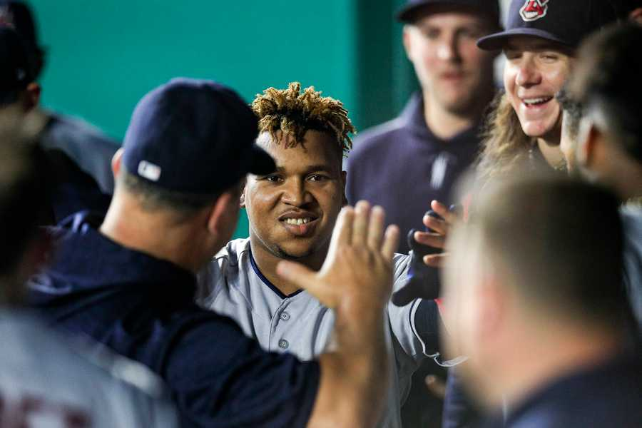 Two Cleveland Indians win Silver Slugger