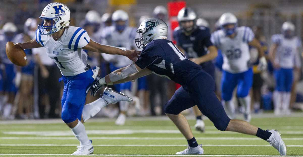 Tyson Thompson, Klein beat College Park for final playoff spot