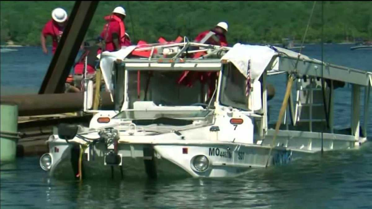 Image Result For Captain Of Capsized Duck Boat In Missouri Indicted On
