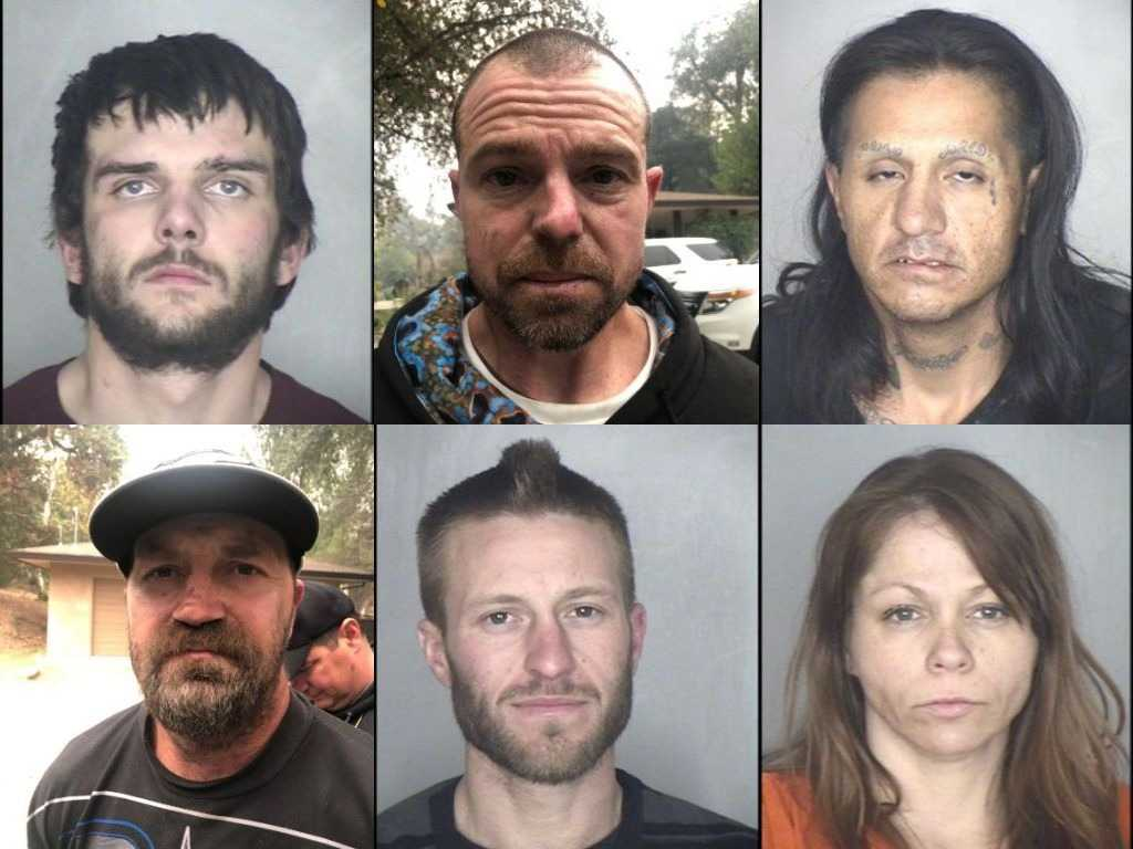 6 suspected looters arrested during Camp Fire recovery