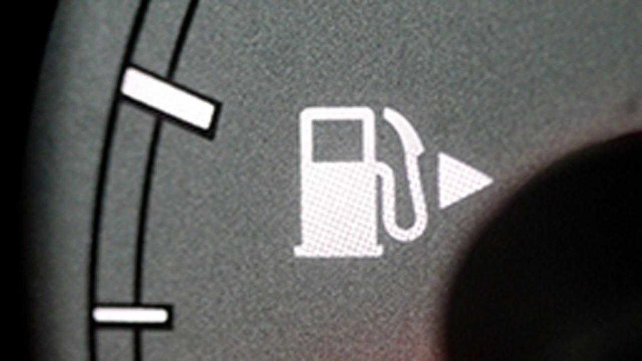 Gas tank indicator arrow: A car's best secret