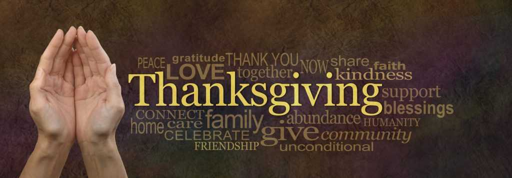 Nurturing Appreciation And Gratitude This Thanksgiving