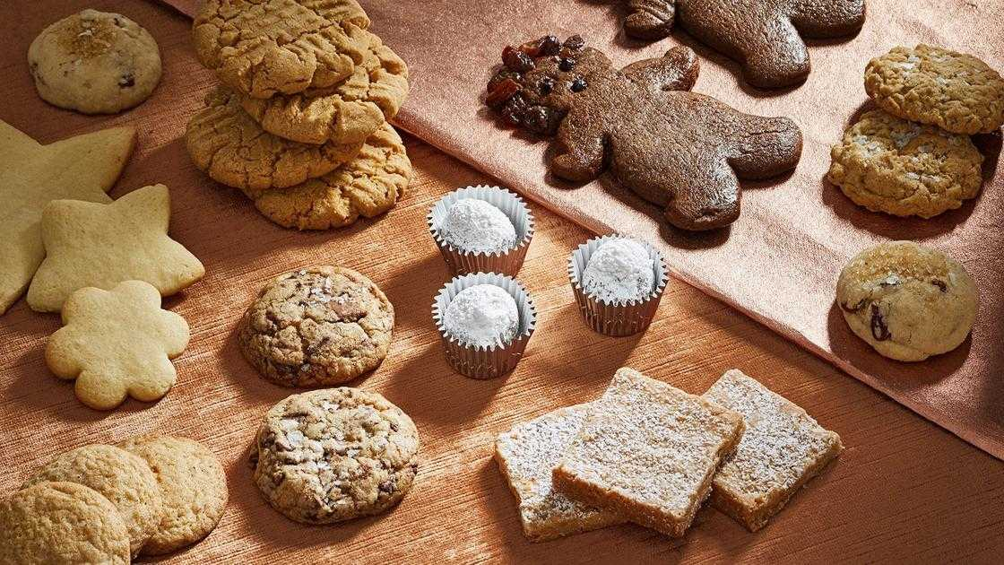how to make cookies in home