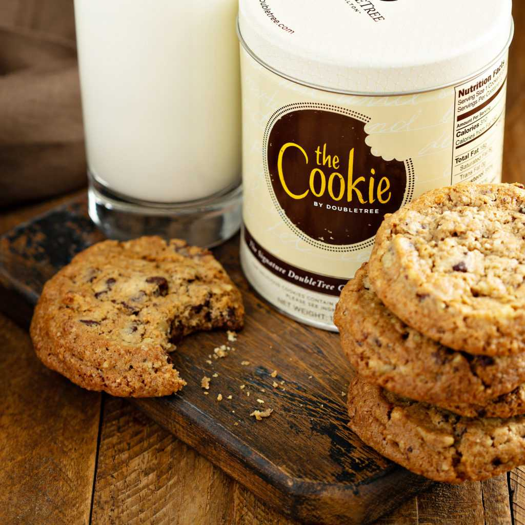 Celebrate National Cookie Day at DoubleTree by Hilton