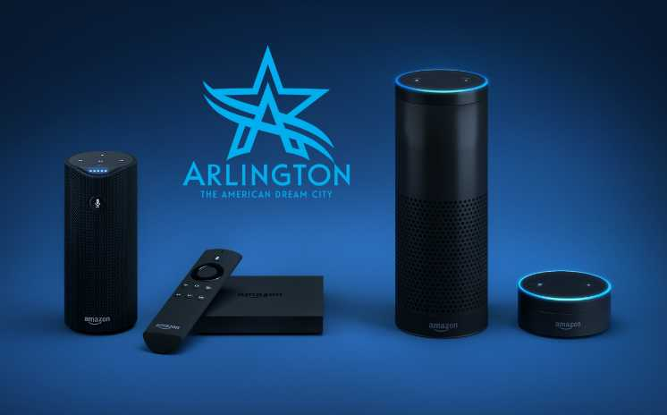 City of Arlington, Texas is Now an Enabled Skill for Amazon Alexa Devices