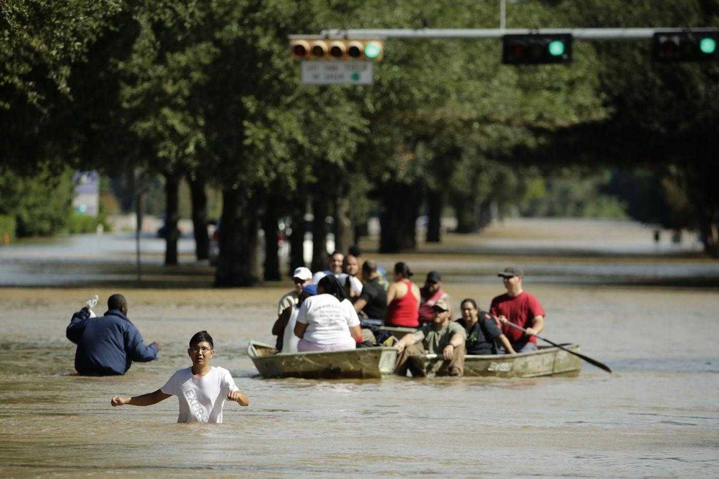 Houston can't afford to accept Trump's view of climate change [Editorial]