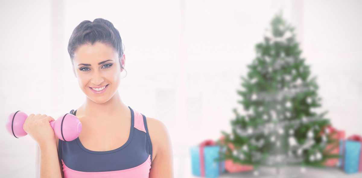 5 Moments You Can Steal for a Quick Workout During the Holidays