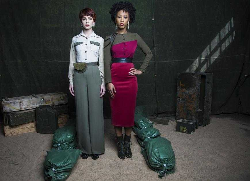 Army veteran from Dallas area becomes clothing designer