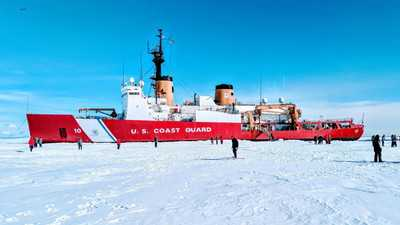 Coast Guard Commandant Wants Bigger Arctic Presence