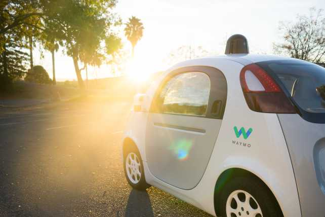Google's robotaxis are up and running as of today