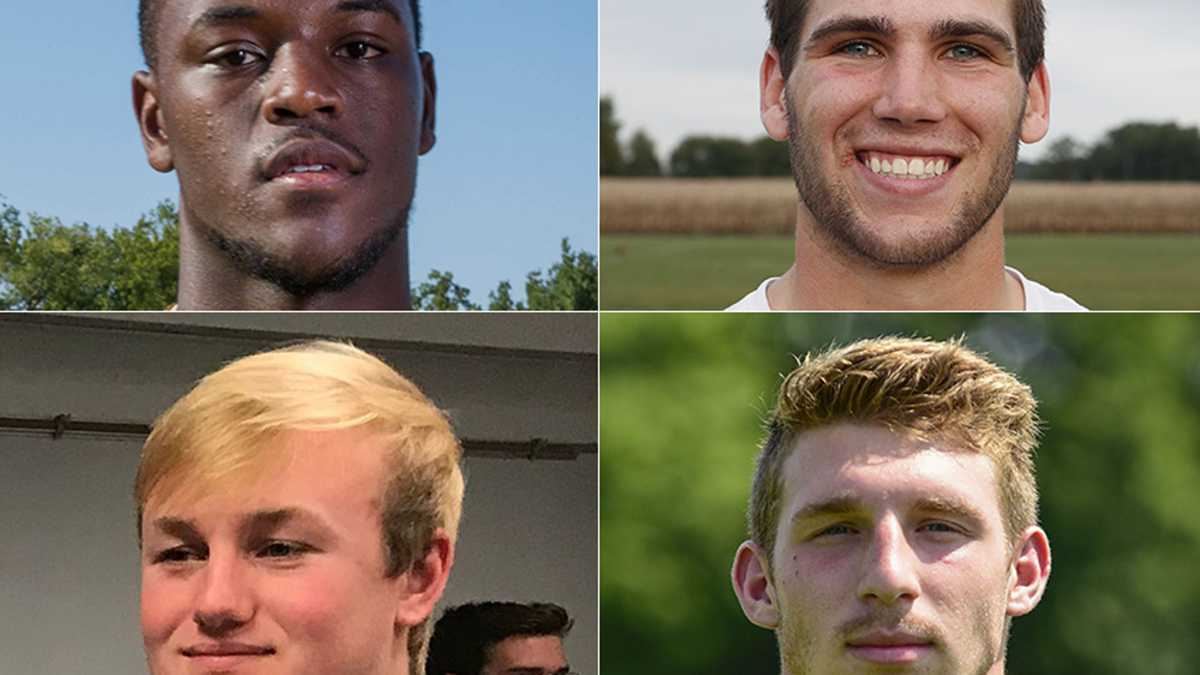 IndyStar Indiana Mr. Football 2018: Here are the four finalists