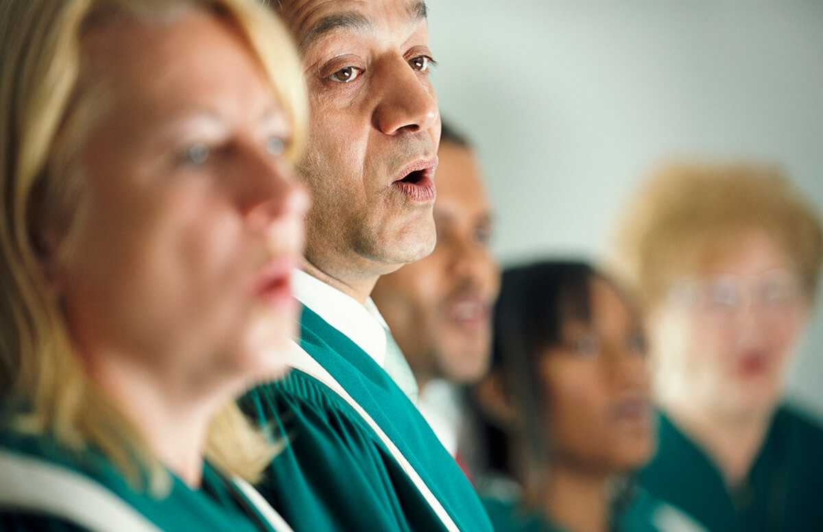 Want to Age Better? Try Joining a Choir
