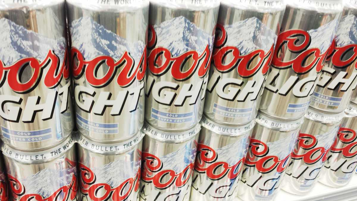 101-Year-Old Man Says Coors Light Is the Secret to a Long Life