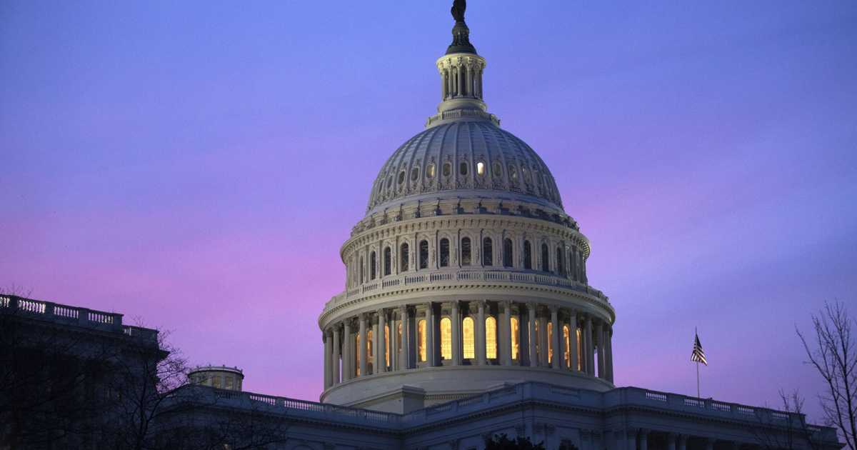 Congress passes temporary spending bill and averts a government shutdown for now