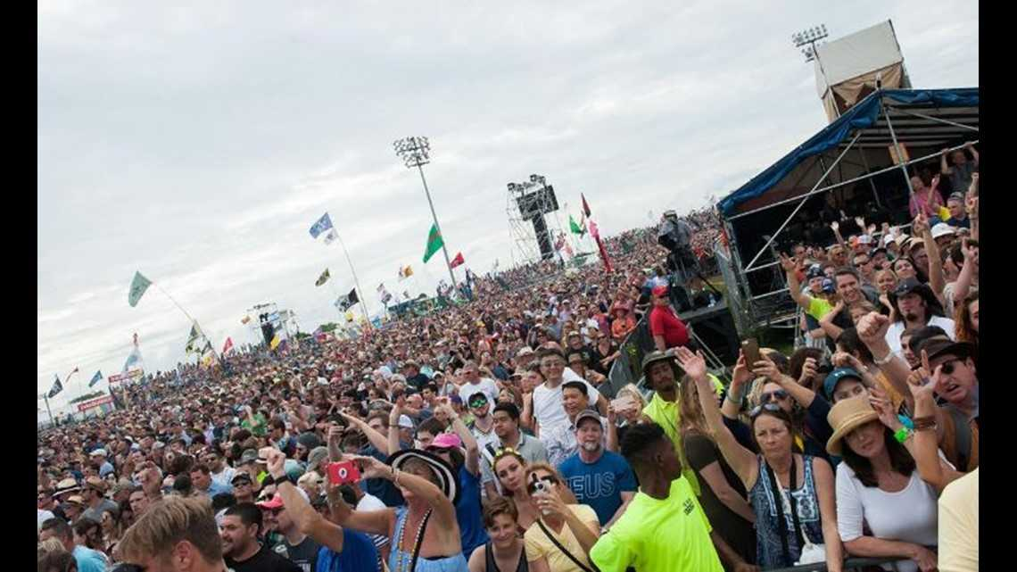Inspector General: New Orleans City officials recieved hundreds of free Jazz Fest tickets